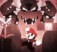 Super Mario by Lirhya