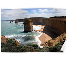 12 Apostles - Don`t go near the edge Poster