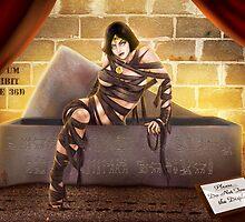 The Mummy Mumma - Color Version by thedarkcloak