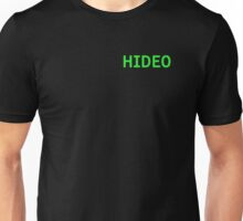 Hideo - Metal Gear Solid Unisex T-Shirt