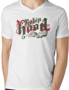 Robin Hood Mens V-Neck T-Shirt
