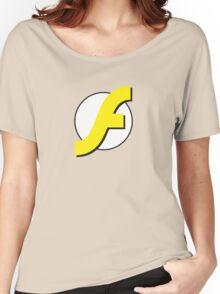 It Runs Like a Flash on DDR4 Women's Relaxed Fit T-Shirt