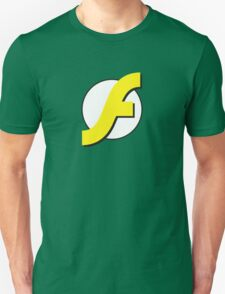 It Runs Like a Flash on DDR4 Unisex T-Shirt