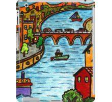 River Scape iPad Case/Skin