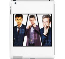 Ten to Twelve iPad Case/Skin
