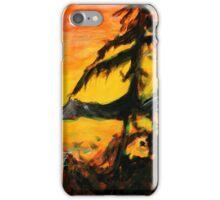 North Saskatchewan Take One iPhone Case/Skin
