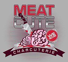 Meat Cute by DoodleHeadDee
