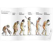 Evolution... Poster