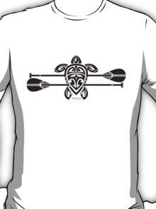 Tribal Turtle Stand-Up / Maui T-Shirt