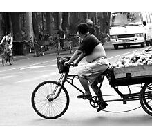 Chinese transportation Photographic Print