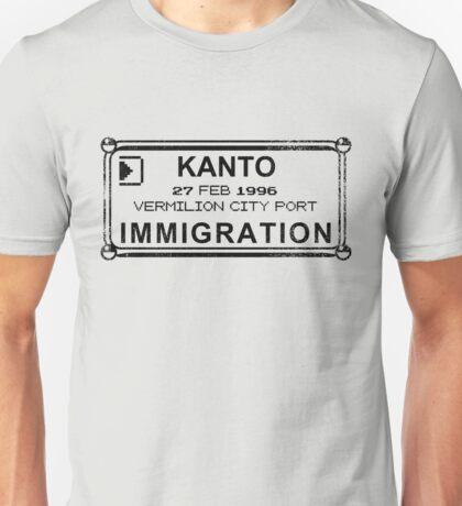 Kanto Tourist T-Shirt