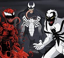 Symbiots by chiika3