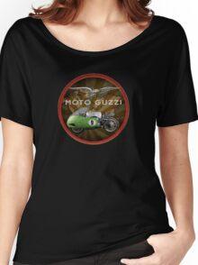 moto guzzi v8 historic bike Women's Relaxed Fit T-Shirt