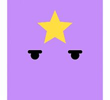 Lumpy Space Princess - Adventure Time by chillauren