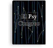 El Psy Congroo- Steins;Gate Canvas Print