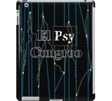 El Psy Congroo- Steins;Gate iPad Case/Skin