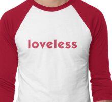 Loveless Men's Baseball ¾ T-Shirt