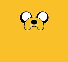 Jake - Adventure Time  by chillauren