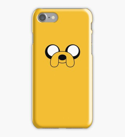 Jake - Adventure Time  iPhone Case/Skin