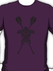 Tribal Turtle 2 Stand-Up / Maui T-Shirt