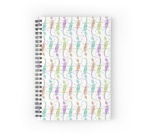 Lizards Spiral Notebook