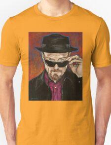 Walter White / Heisenberg Unisex T-Shirt