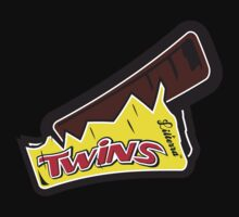Twins - two for you (left side) Kids Tee