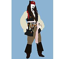 Jack Sparrow - Pirates of the Caribbean Photographic Print
