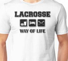 Eat Sleep Lacrosse Unisex T-Shirt