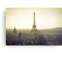 Dream of Paris Metal Print