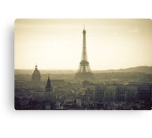 Dream of Paris Canvas Print