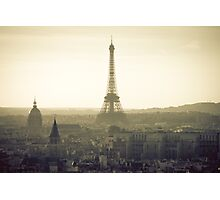 Dream of Paris Photographic Print