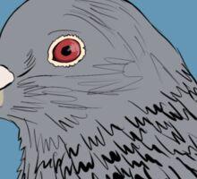 Honest Pigeon Sticker