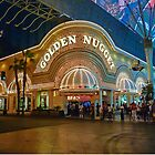 The Two Faces of the Golden Nugget by TonyCrehan