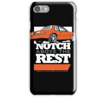Notch Above the Rest iPhone Case/Skin