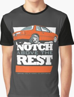 Notch Above the Rest Graphic T-Shirt