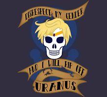urAnus Womens Fitted T-Shirt