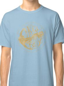 Hold Me Fast (gold) Classic T-Shirt