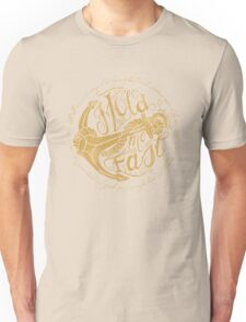 Hold Me Fast (gold) T-Shirt