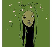 SAGA comic book Yuma Photographic Print