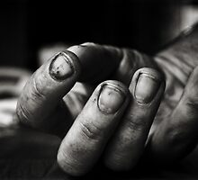 Dirty fingers by Mark Williams