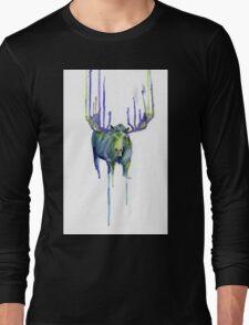 Moose Drip Trip Long Sleeve T-Shirt