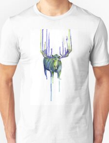 Moose Drip Trip Unisex T-Shirt