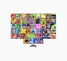 Super Smash Bros. for WiiU - Roster #1 Unisex T-Shirt