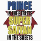 The Prince In The Streets by SiriusLee