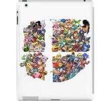 Super Smash Bros. WiiU and 3Ds + Ryu iPad Case/Skin