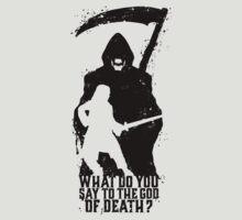 God Of Death by Baznet
