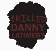 Who Killed Danny Latimer? Broadchurch (Plain Black) by HeatherLouita