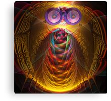 The fractal Insect Canvas Print