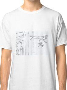 Fred the Fish (MY LEG!) Classic T-Shirt